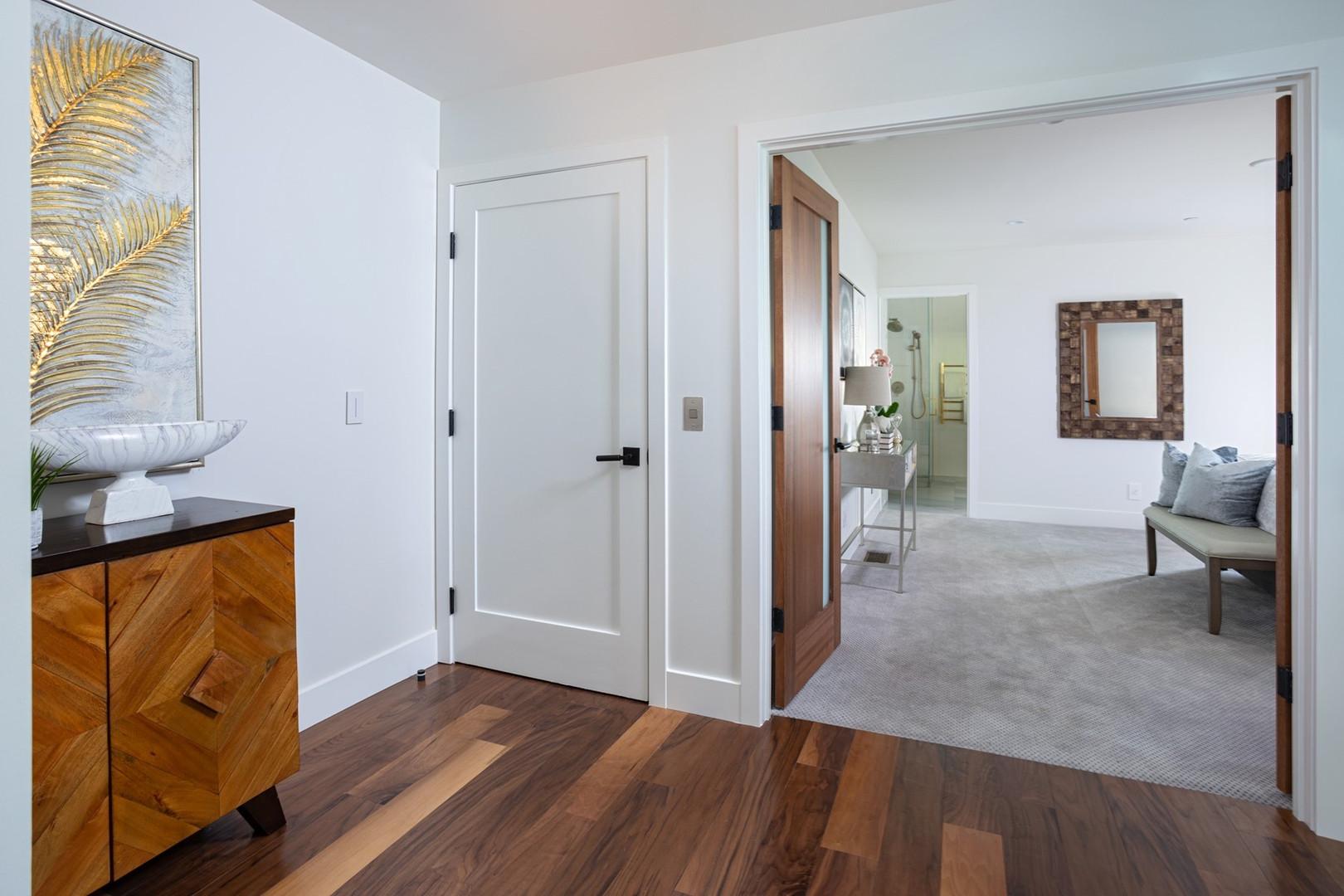 Master Entry - Note Elevator Door on Lef