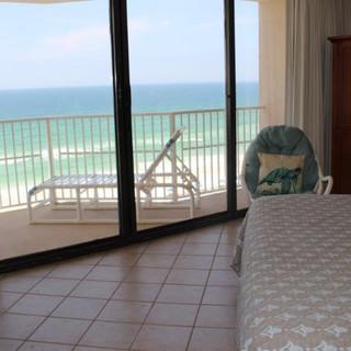 Master Bedroom Balcony Access