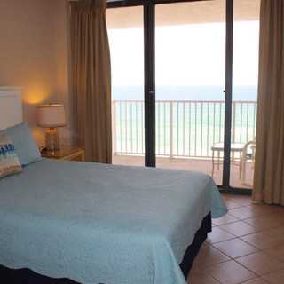 3rd Bedroom with Private Balcony