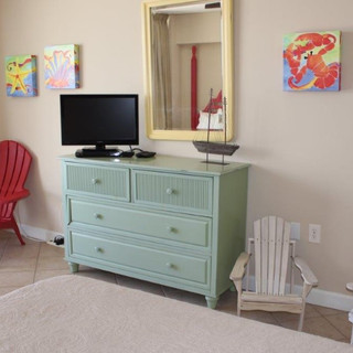2nd Bedroom with TV and DVD Player