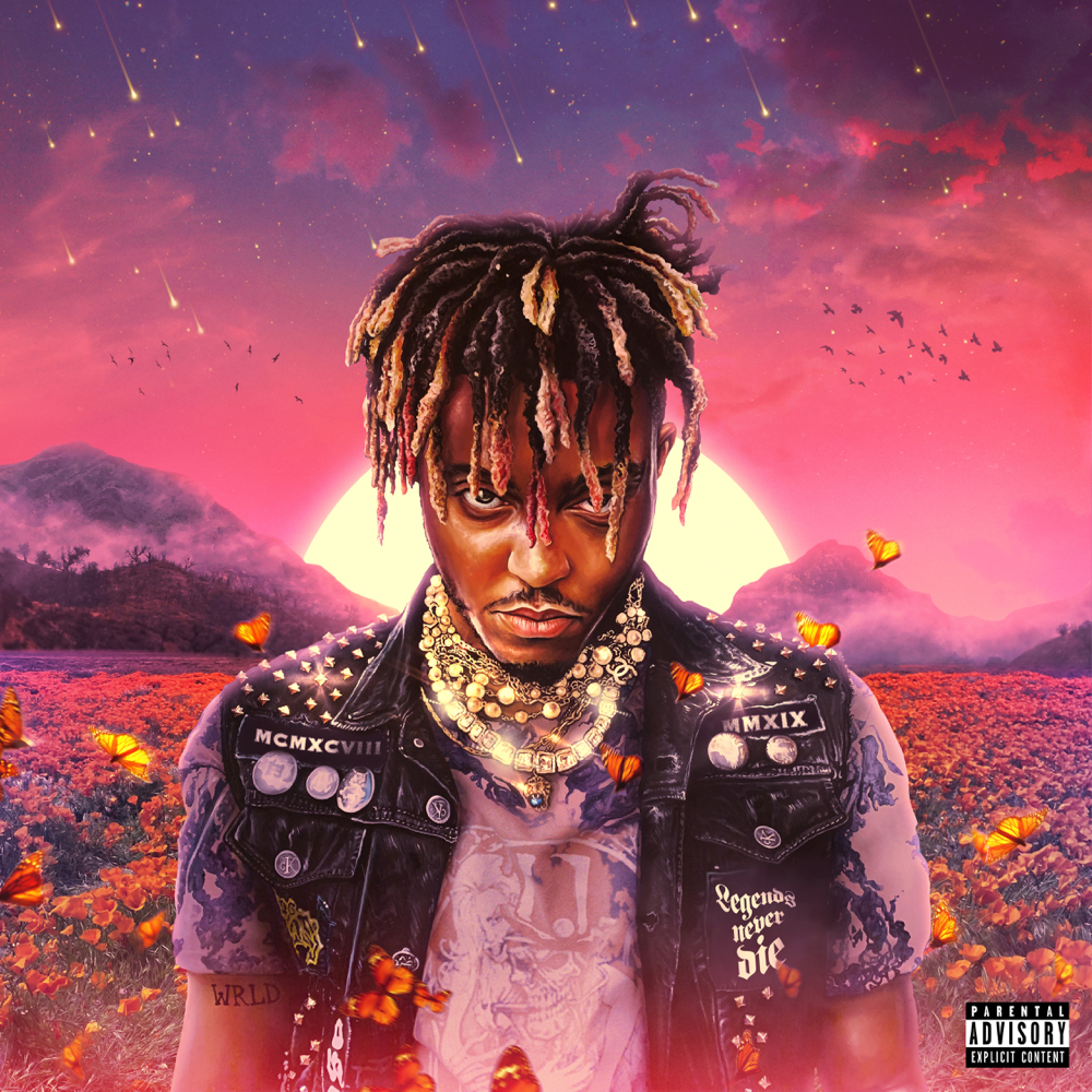 Cover Art For Legends Never Die