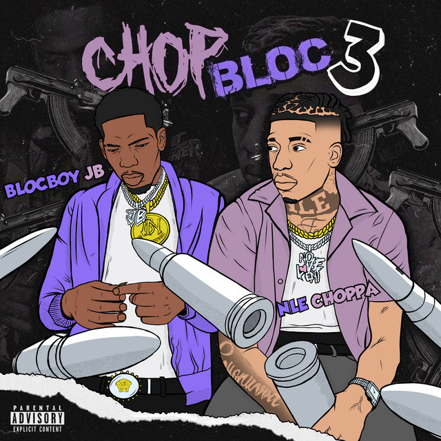 chopbloc pt.3 cover art