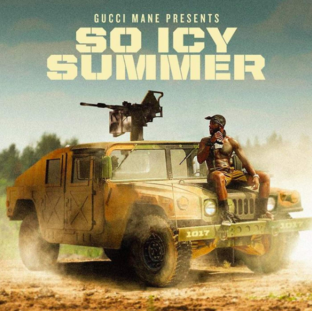 Gucci Mane - So Icy Summer Cover Art