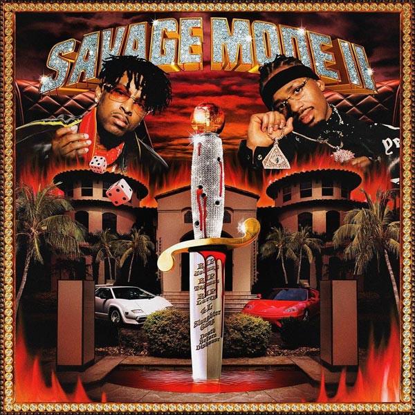 Savage Mode II cover art