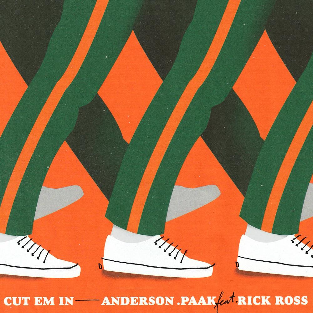 Cover Art For CUT EM IN