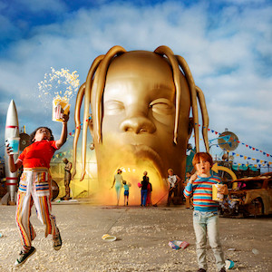 astroworld cover art
