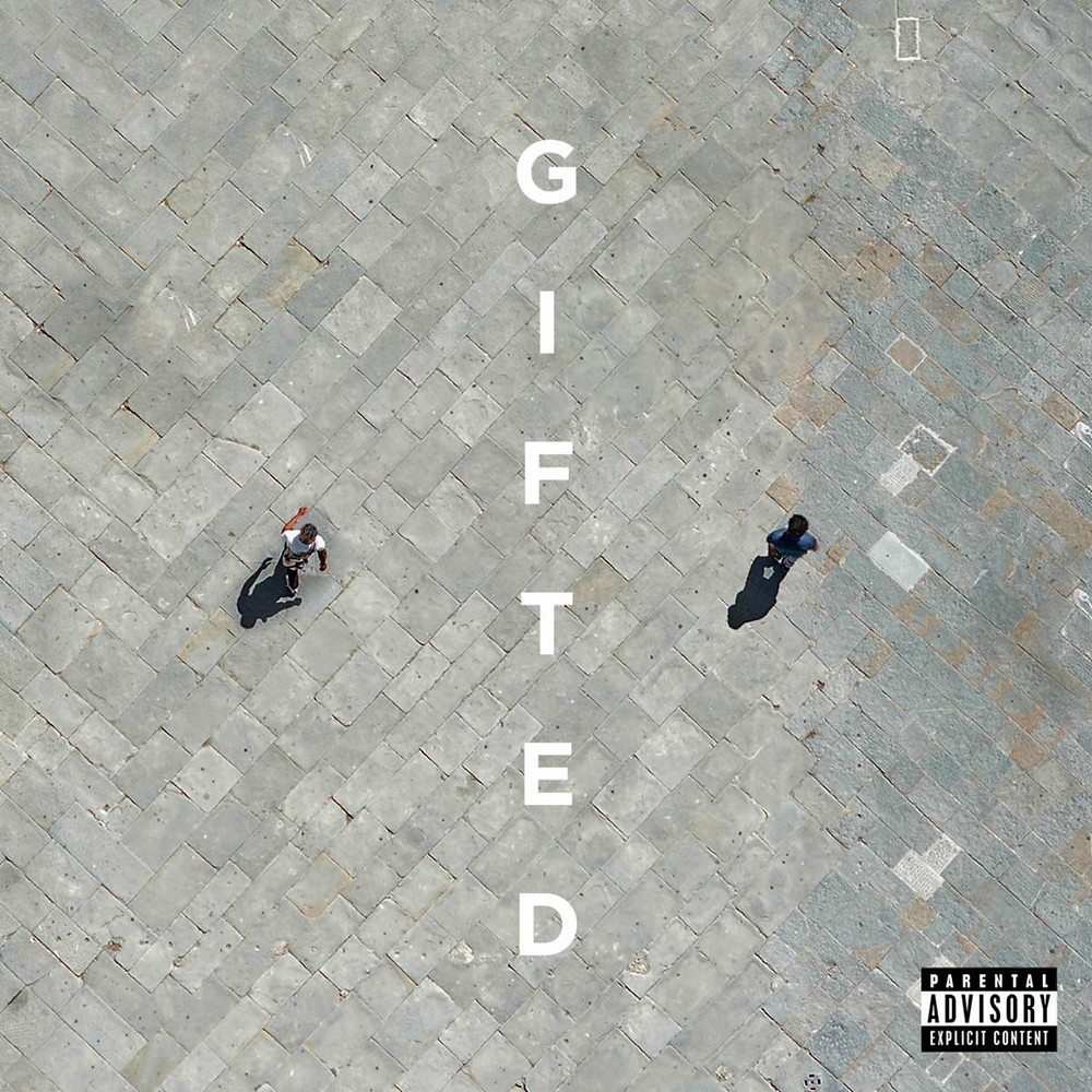 Cover Art for Gifted