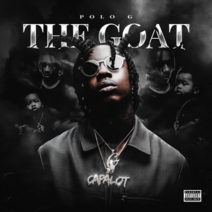 Cover Art for The GOAT