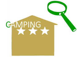 CAMPING+Maison+verte