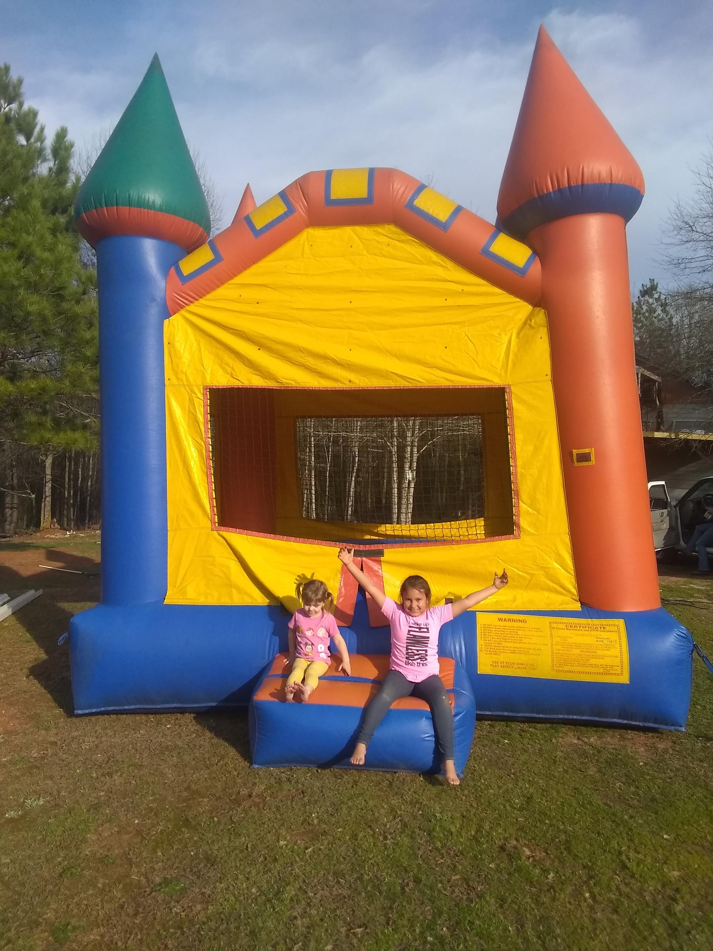 Magic Castle Bounce House