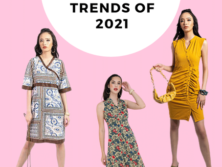 The style philosophy defines who you are - 7 Fashion trends of 2021 to elevate your wardrobe