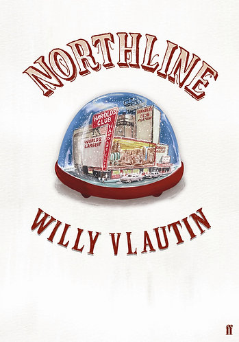 Limited Edition Full-Color Northline Poster