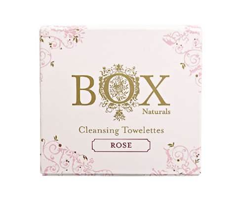 BOX Naturals Cleansing Towelettes
