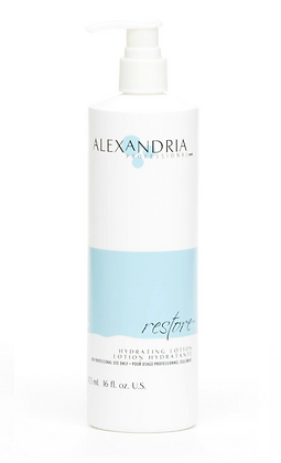 Alexandria Professional: Restore Hydrating Lotion (2 oz)