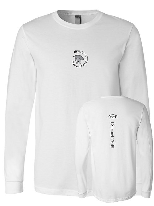 David + Goliath | 1 Sam. 17:49 | Long Sleeve