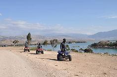 Activité quad buggy Le Patio du Lac, chambre d'hôtes Lalla Takerkoust