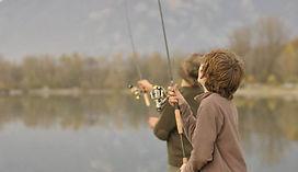 Activité pêche Le Patio du Lac, chambre d'hôtes Lalla Takerkoust