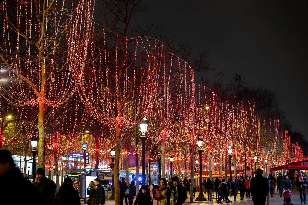 Champs Elysée Paris