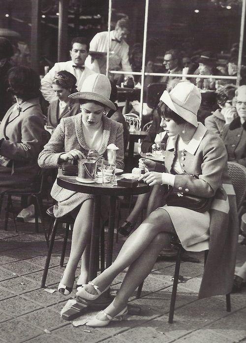 look-parisiense-1960