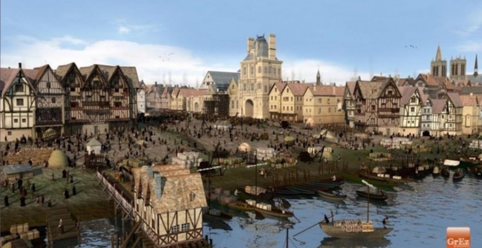 Paris-medieval