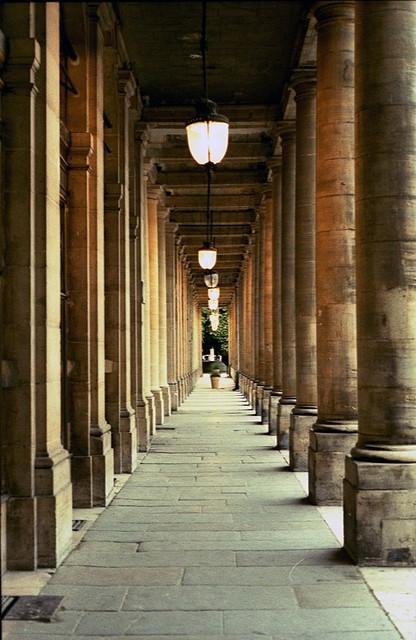 Arcades Palais Royal