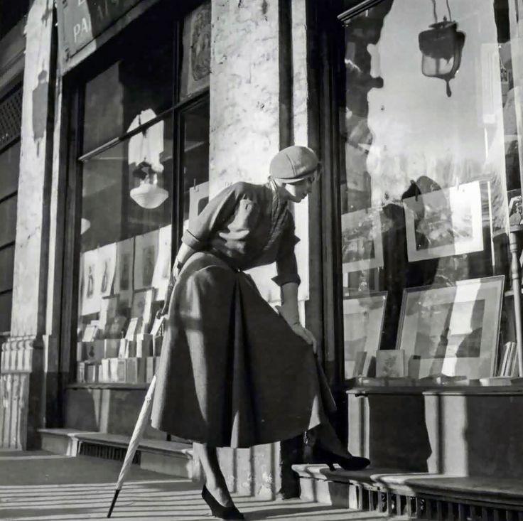 look-parisiense-1949