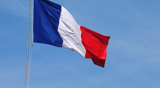 história-bandeira-francesa