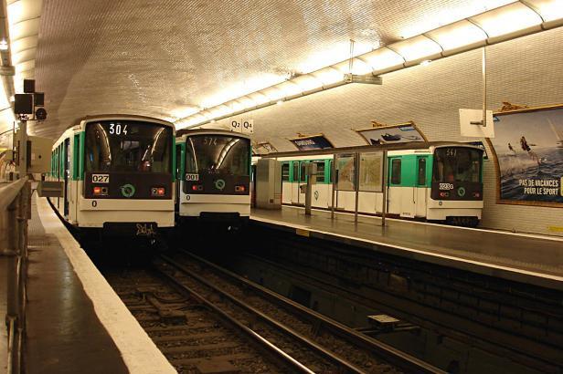 metro linha 7 paris