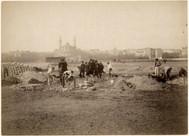 Início da construção da Torre em fevereiro de 1887