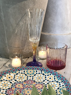 Cristalerías y vajillas