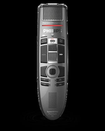SpeechMike Premium Touch Dictation Microphone 3710