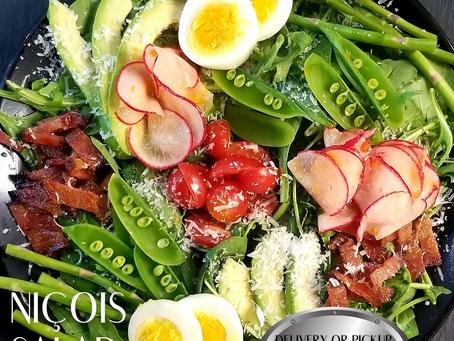 Countdown to Nicois Salad