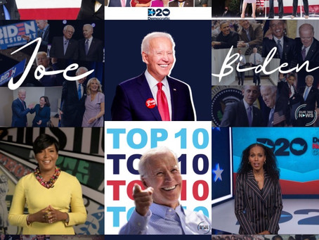 The Top 10 DNC Moments
