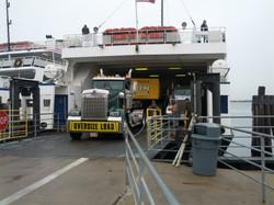 Block Island depart