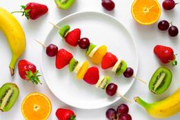 Opciones de snacks ligeros e hidratantes para este verano