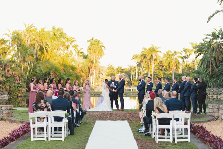 Fairchild Tropical Garden Weddings