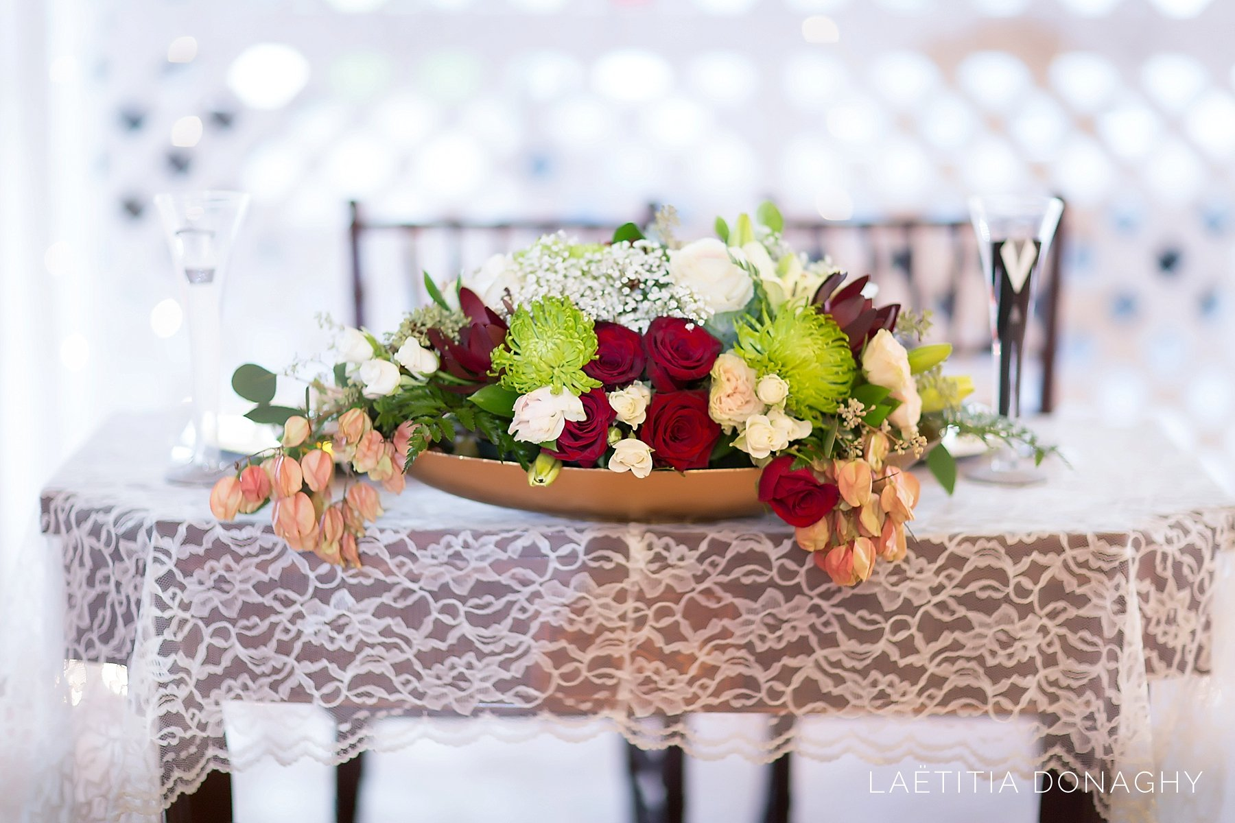flamingo garden wedding / wedding planners miami broward
