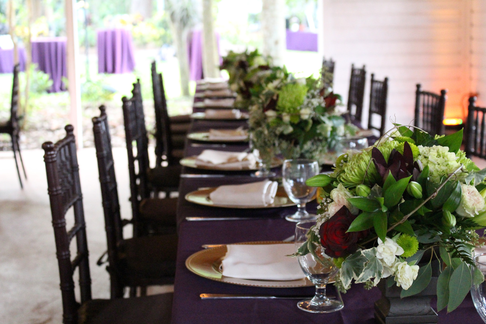Flamingo garden wedding _ wedding planne