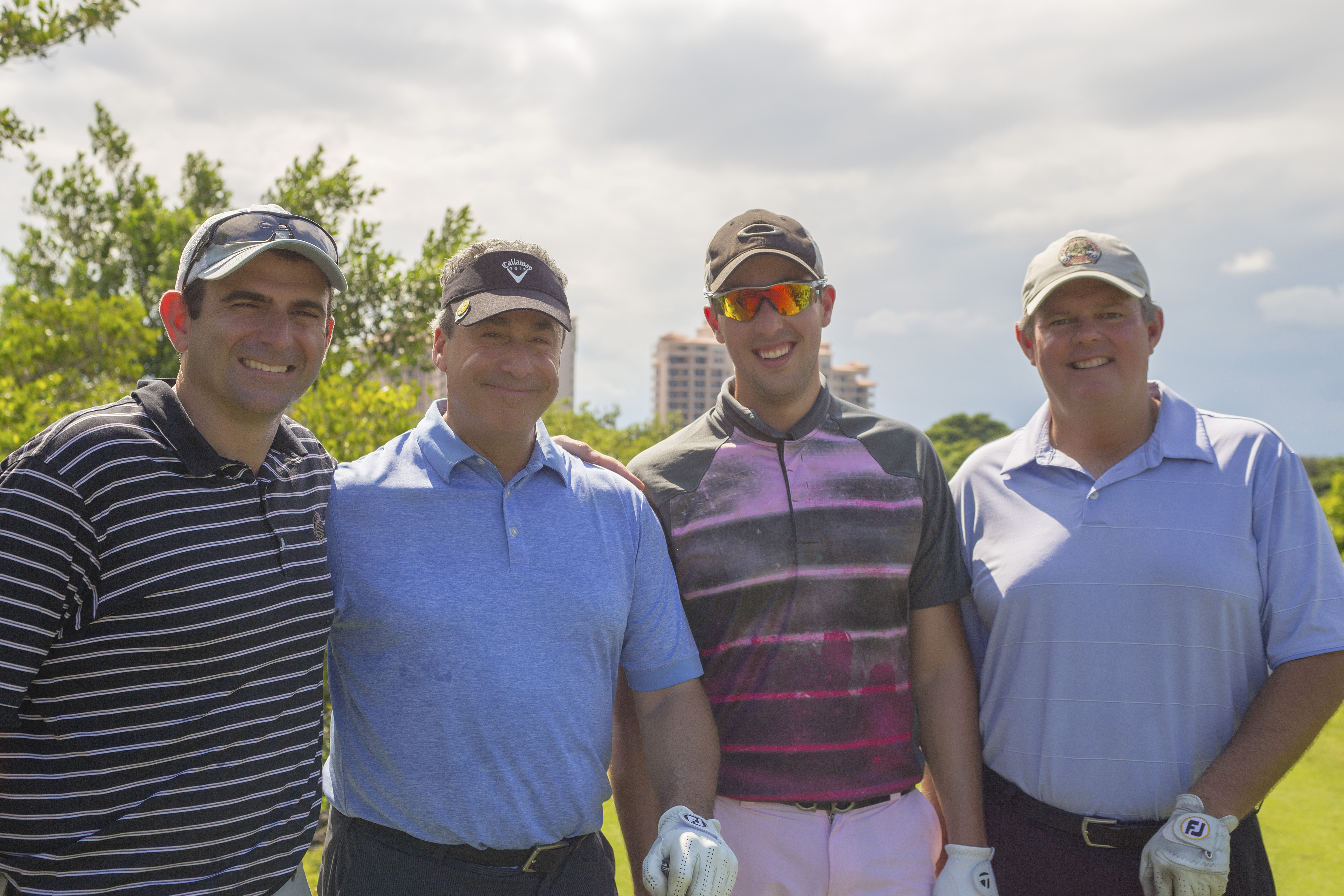 Annual Golf & Tennis Tournament 2014