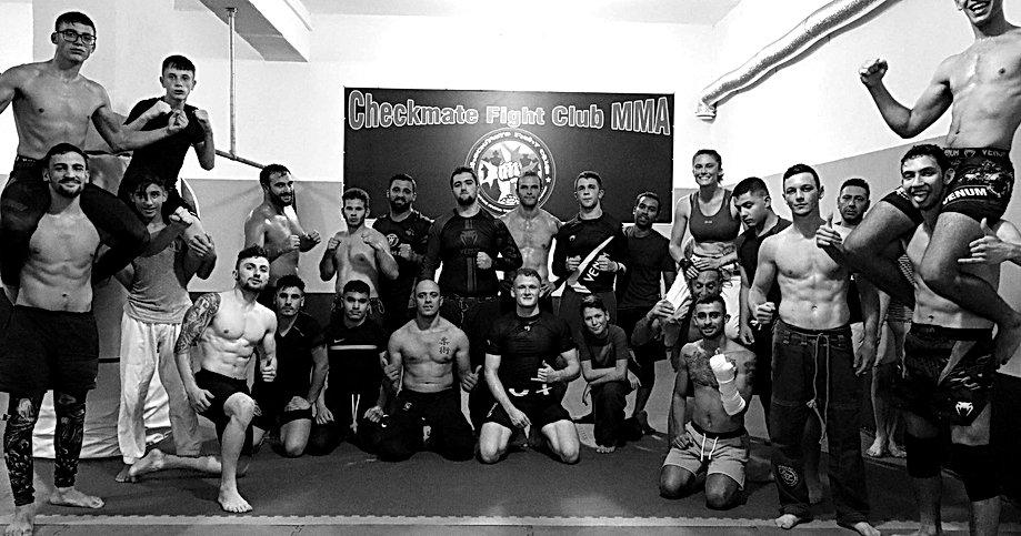 MMA Class Malta