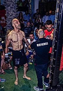 MMA Clive Cauchi