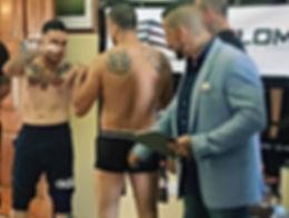 Pro MMA malta Centurium fighting championship
