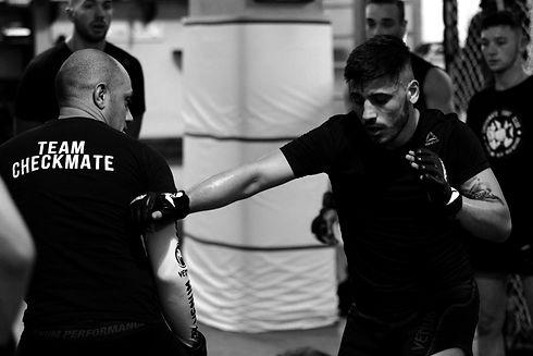 Kickboxing classes malta