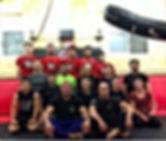 Nas Alganga seminar Jiu-jitsu no gi MMA