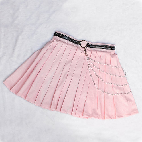OFF TO THE RACES SKIRT