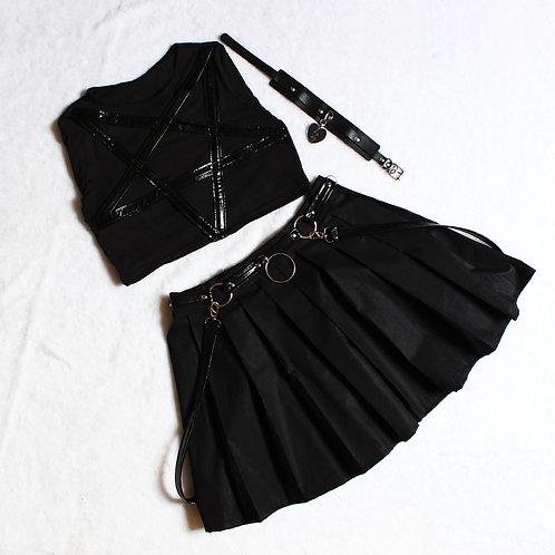 Rock & Roll Queen Skirt
