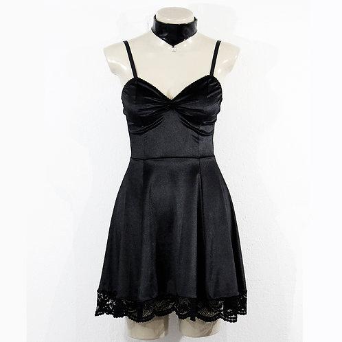 BLOODLUST BLACK DRESS