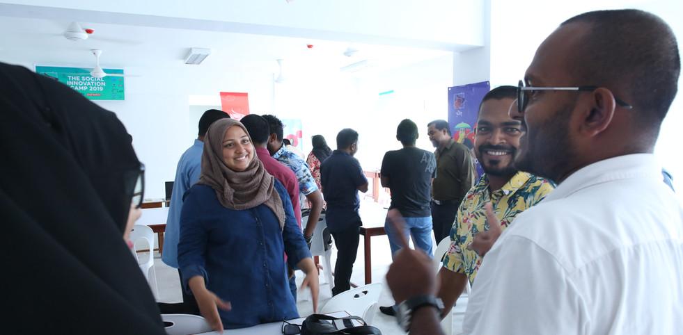 Maldives National Dialogue 2019
