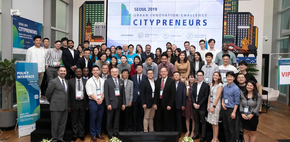 South Korea National Dialogue 2019