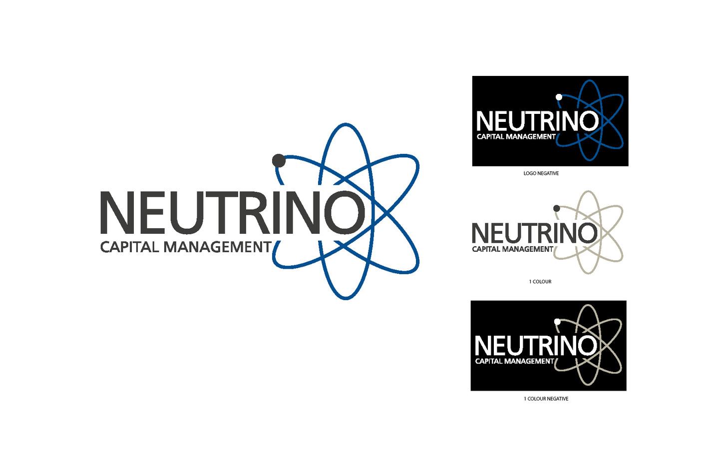 Logo design for Neutrino